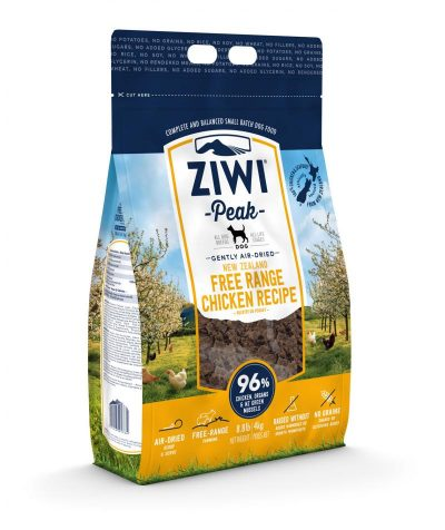 Buy Ziwi Peak Air Dried Chicken Dog Food online in Canada from Canadian Pet Connection