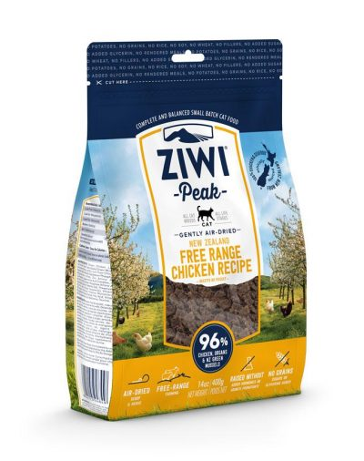Buy Ziwi Peak Air Dried Chicken Cat Food online in Canada from Canadian Pet Connection
