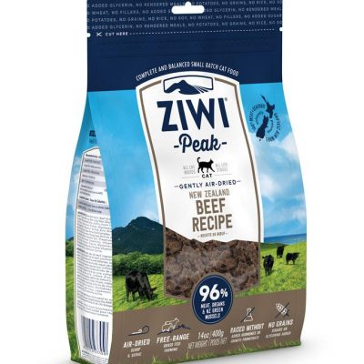 Buy Ziwi Peak Air Dried Beef Cat Food online in Canada from Canadian Pet Connection