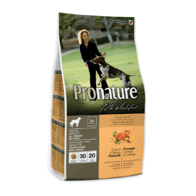 buy Pronature-Holistic-Grain-Free-Duck-A-LOrange-Adult-Cat-Food