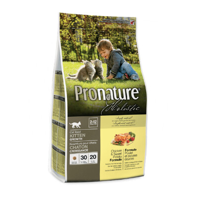 buy Pronature-Holistic-Growth-Kitten-Food