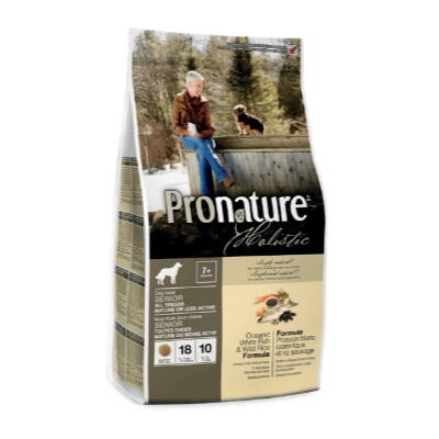 buy Pronature-Senior-Dog-Food-with-Whitefish-and-Rice