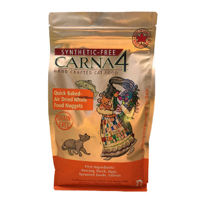Buy Carna4 Easy Chew Fish Cat Food '