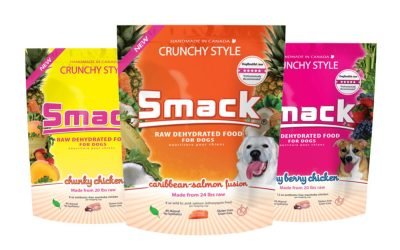 Smack Dehydrated Raw Pet Food Review