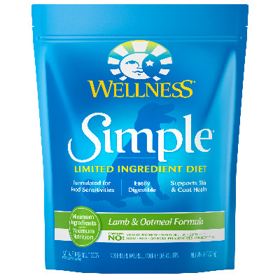 Buy Wellness Core Simple Solutions Lab and Oatmeal Dog Food