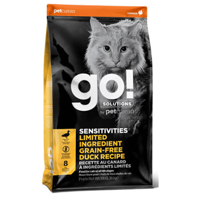 Buy GO! Sensitivities Limited Ingredient Cat Food - Duck