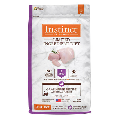 Buy Natures Variety Instinct Limited Ingredient Cat Food Rabbit