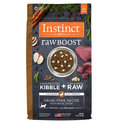Buy Nature's Variety Instinct Raw Boost Cat Food - Duck