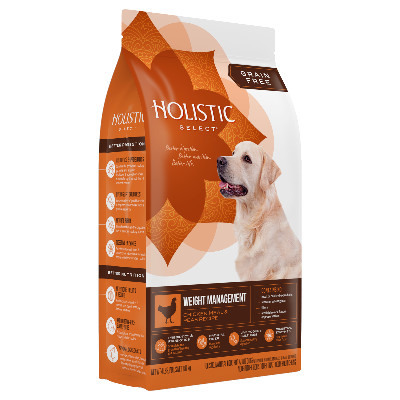 Buy Holistic Select Chicken and Pea Weight Managment Dog Food