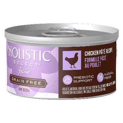 Buy Holistic Select Chicken Canned Cat Food
