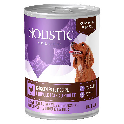 buy Holistic Select Chicken Canned Dog Food