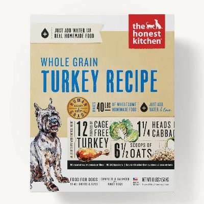 buy Honest-Kitchen-Dog-Diets-Whole-Grain-Turkey