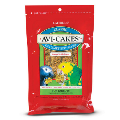 buy Lafebers Classic Avi-Cakes For Parrots