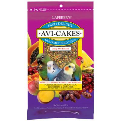 buy Lafebers Classic Avi-Cakes For Small Birds