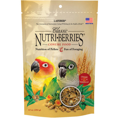 by Lafebers Classic Nutri-Berries For Conures