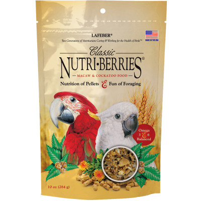 buy Lafebers-Classic-Nutri-Berries-For-Macaws-and-Cockatoos