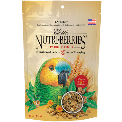 buy Lafebers-Classic-Nutri-Berries-For-Parrots