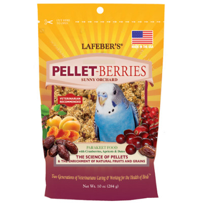 buy Lafebers Classic Pellet Berries For Parakeets