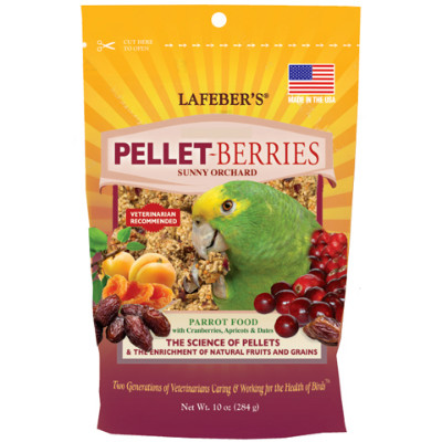 buy Lafebers Classic Pellet Berries For Parrots