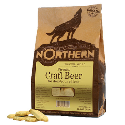 buy Northern Biscuit Canadian Dog Treats Craft Beer Snack