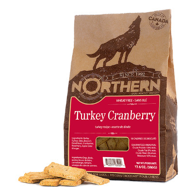 buy Northern Biscuit Canadian Dog Treats Turkey And Cranberry