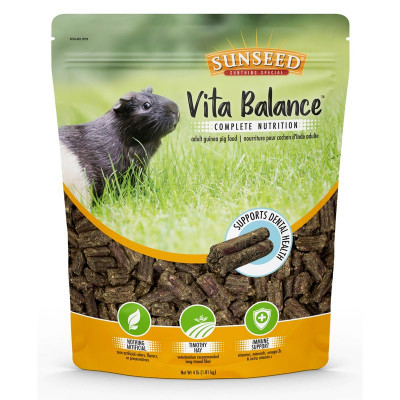 buy Sunseed Vita Balance Adult Guinea Pig Food