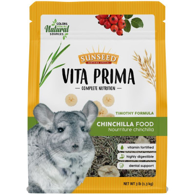 buy Sunseed Vita Prima Chinchilla Food
