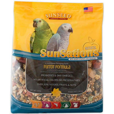 buy Sunseed-sensations-natural-parrot-formula