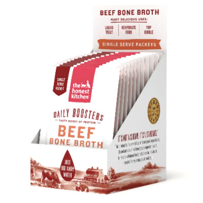 buy The Honest Kitchen Daily Booster Instant Beef Bone Broth With Turmeric