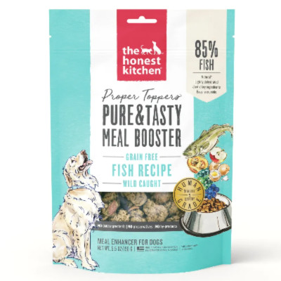 buy The Honest Kitchen Dog Food Toppers Grain-Free Fish