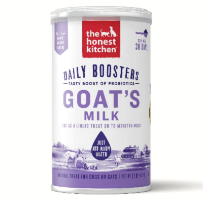 buy The Honest Kitchen Pro-Bloom Goat's Milk With Probiotics for Pets