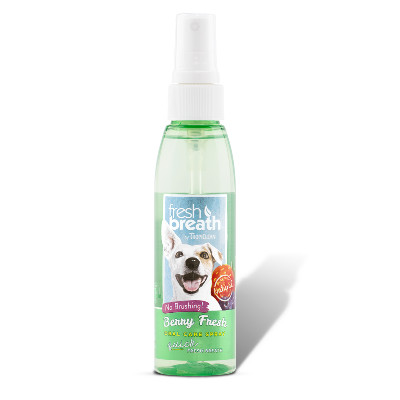Buy Tropical Fresh Breath Berry Fresh Oral Care Spray for Dogs