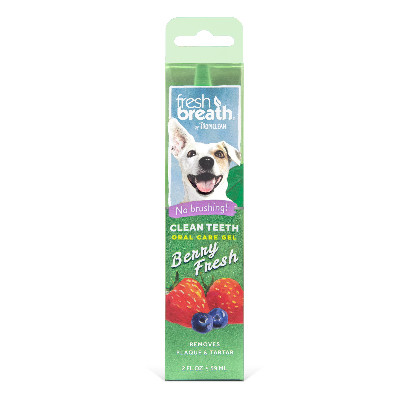 Buy Tropiclean Berry Fresh Clean Teeth Oral Care Gel for Dogs