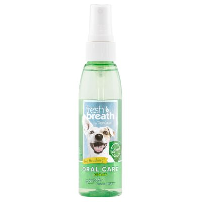 Buy Tropiclean Fresh Breath Oral Care Spray for Dogs