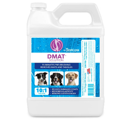 Buy Tropiclean OxyMed iSmart Dematting Solution for Pets