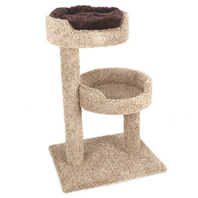 buy Ware-Cat-Furniture-2-Story-Perch-With-Donut-Bed