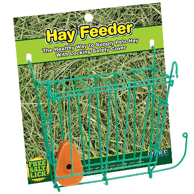 buy Ware Chew Proof Feeders Hay Feed With Free Salt Lick For Small Animals