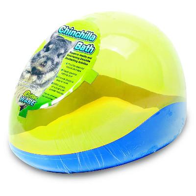 buy Ware Critter Essentials Chinchilla Dust Bath House