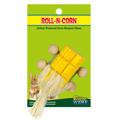 buy Ware-Critter-Toys-Roll-N-Corn-For-Small-Animals