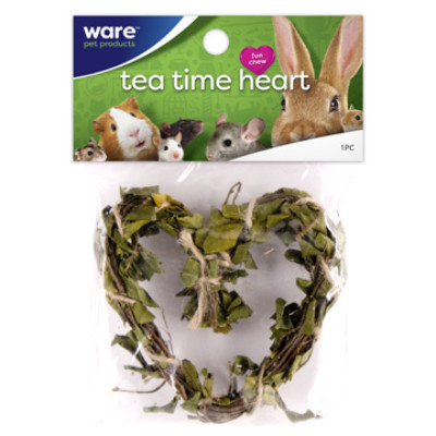 buy Ware Tea Time Heart For Small Animals