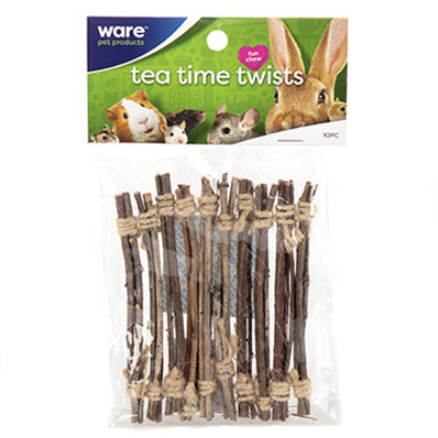 buy Ware Tea Time Twigs For Small Animals