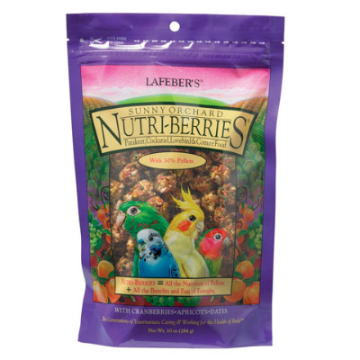 buy lafebers-gourmet-sunny-orchard-nutri-berries-for-cockatiels
