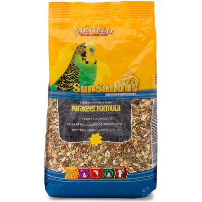 buy sunseed-sunsations-natural-parakeet-formula