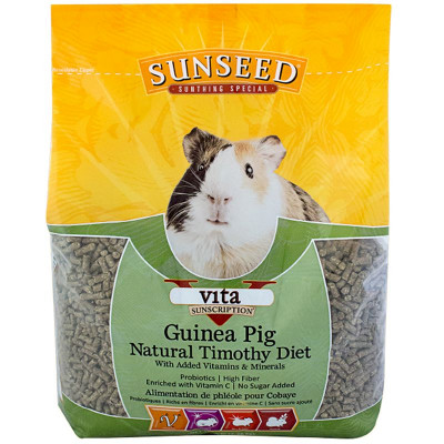 buy sunseed-vita-natural-timothy-guinea-pig-diet