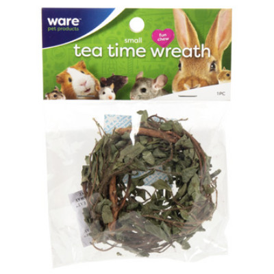 buy ware-tea-time-wreath-for-small-animals