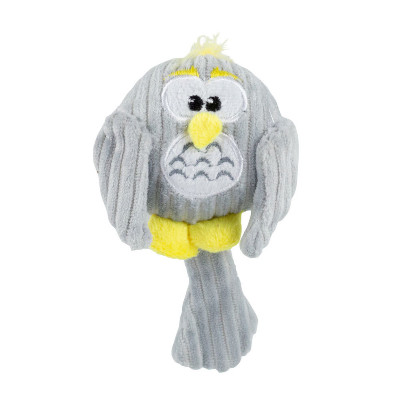 buy Be-One-Breed-Baby-Owl-Plush-Puppy-Toy
