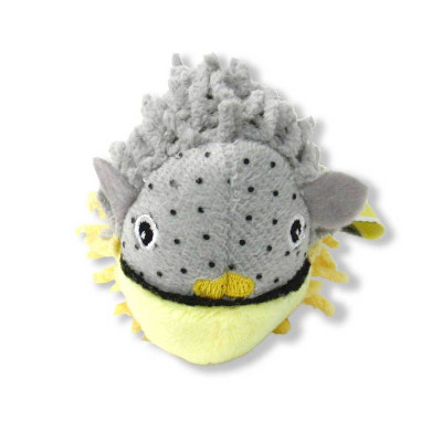 buy Be-One-Breed-Fugu-Fish-Plush-Cat-Toy