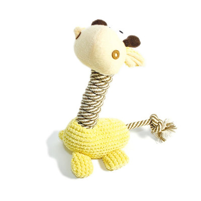 buy Be-One-Breed-Lucy-The-Giraffe-Dog-Toy