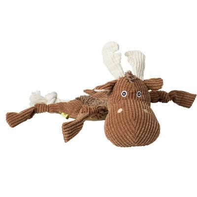 buy Be-One-Breed-Moose-Plush-Dog-Toy