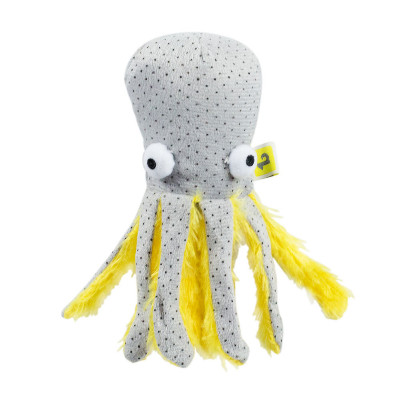 buy Be-One-Breed-Octopus-Plush-Cat-Toy.
